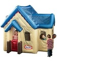 Free shipping !Hot ! Original inflatable playhouse,fisher price toys,children playhouse,blue