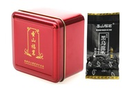 Free Shipping Tea ShengShanFuMing black oolong reduce /super/ oil cut black oolong tea 70g/box