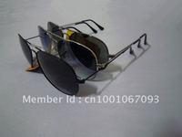 FreeShipping 10pcs/lot  Unisex  fashion New metal Sunglasses