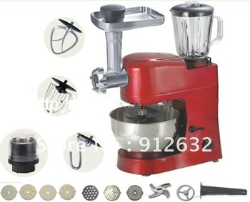 flour mixer , meat cutter , ice shaver