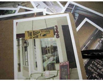Free shipping/ the good stuff /greeting card /postcard /14pcs/set