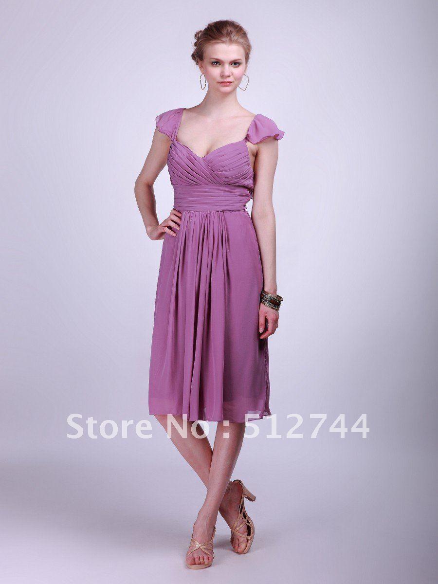 Lilac Jr Bridesmaid Dresses 113