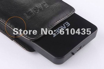 Eaget USB 3.0 High speed mobile hard disk 1TB portable HDD with free protect bag and free shipping