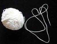 50meters/lot Flash Thread/ Flash Rope --Free shipping magic tricks, magic sets, magic props, magic show