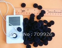 Black ear cushions/13-18mm speaker ear cushions/10000pcs/bag free shipping via Fedex