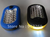 EMS Free + 30PCs 24+3 Super Bright LED's Working Light Waterproof Portable Light Out Door Camping Boating Car Repair Lantern