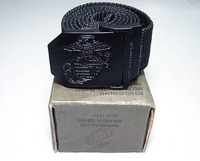 US Marine CORP SWAT Airsoft Tactical BDU Duty Belt BK free ship