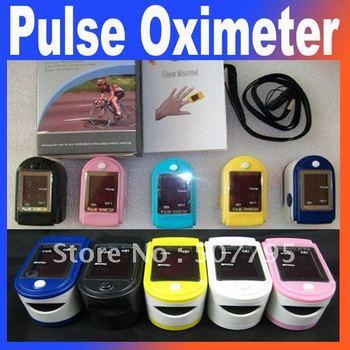 Finger Fingertip Pulse Oximeter,SPO2 Monitor, Oximetry