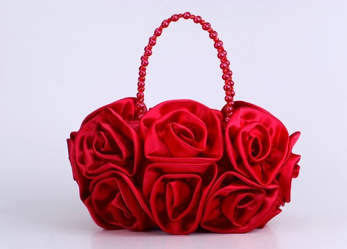 free shipping Top quality origional cotton ladies evening bag manufacture supplier(China (Mainland))