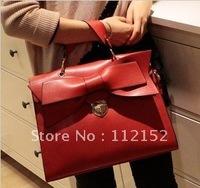 2012 Hot Sale Fashion Handbag Women Shoulder handbags women bags Ladies Elegant Messenger Bag PU Leather Bag