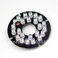 940nm 24 LED 5mm Infrared IR Led Board For Camera 60 Degree Bulb F77