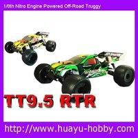 1/8th 4WD Nitro Off-Road Truggy TT9.5 PRO