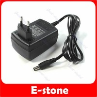 Free shipping AC 100-240V To DC 12V 2A Switching Power Supply Converter Adapter EU Plug New