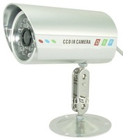 1/4inch IR Video Color CCD Surveillance Camera (PAL)
