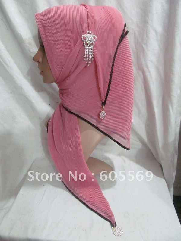 Crepe Fabric uk Fabric Crepe Islamic Scarf