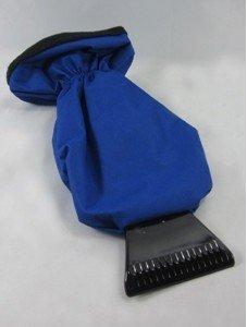 HOT SALE ice scraper with glove/glove ice scraper