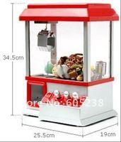 Free shipping Retro Carnival Arcade Style Candy Box Candy Grabber Machine Toy Grabber Machine