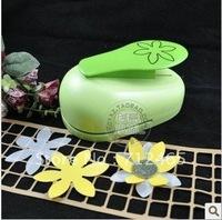 Free shipping+Wholesale,Newly DIY craft punch  100%guaranteed, .JF-99XXL large size  sun flower design 3 inch cutting size