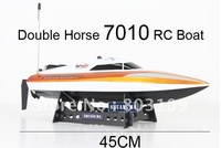 High-speed competition boat DH 7010 46CM Rc Racing servo double horse 4ch radio control ship