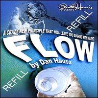 6pcs Paul Harris Presents: Flow Refill - Trick /magic trick /1pcs wholesale