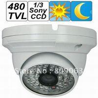 1/3 Sony CCD View Distance 480TVL 40m IR Video Surveillance Camera