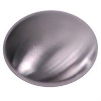 round-shaped Stainless Steel Soap environmentally friendlly laundry soap