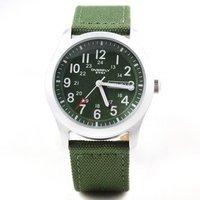 DHL/EMS FREE SHIPPING!! EYKI brand fashion watch quartz analog watch 4 colours fabric band 46pc/lot W8479 factory supply