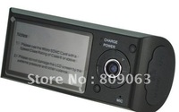 "Car dvr X3000 2.7 ""LCD Wide Angle Dual Cameras Car Camera with G-sensor GPS Logger Freeshipping"
