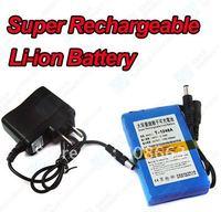 CCTV 12V Super Rechargeable Li-ion Battery 4800Mah CCTV Battery F32