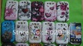 Butterfly Flower Case for Samsung Galaxy S3 S III i9300