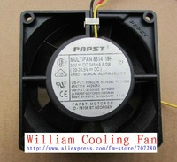 PAPST 8032  24V 245mA 6.0W MULTIFAN 8314/19H DC cooling fan