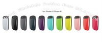 10PC/Lot Hot Sale iFace 2 Revolution Korea Style Fashion Candy Case For Iphone 4S 4G, With Card Slot Inner,Free shipping
