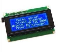 Потребительская электроника 1602  LCD Display Module 4 X 1602 16 X 2 LCD blacklight 51