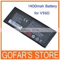 For ZTE Skate V960 Battery,1400mah,100pcs/Lot,High Quality,Free Shipping
