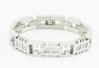 Браслет из нержавеющей стали New style 316L stainless steel bracelet jewelry men jewelry fashion stainless men bracelet