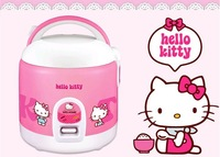 Hello Kitty Rice Cooker RM2-35A  Electric rice cooker alloy bladder 2L  Home Appliance  cookware Chot sale fashionable