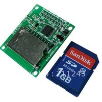 Free Shipping Mini SD Card MP3 Sound Module For PIC Arduino WTV020-SD
