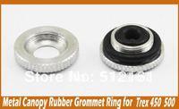 Tarot Metal Canopy Grommet Nut Nuts Fixed For T-REX trex 450 500 Cabin TL2682