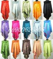 Free shipping! lot 20 Pashmina Scarves Shawl Wrap Stole silk Scarf