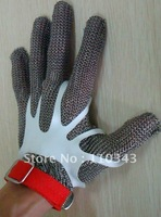 Stainless steel glove/cut resistant gloves