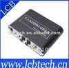 5.1/2.1 Channel AC3/DTS Audio Digital Decoder box