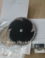 "7""Sintered Diamond Blades with Protective Segments for granite"