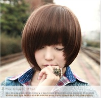Xbb06 Sha Woman Synthetic Short Blonde Fashion Hair Wigs,Cosplay wig,FULL On sale