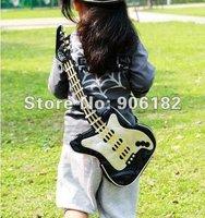 1PC Cool Guitar Bag Kids Backpack/School Bag Shoulders Adjustable Backpack 2 Color