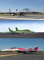 ARF(Kit) Version  /  RC MIG-29 jet plane with  EDF / This ARF(Kit) Version without motor and without any equipment