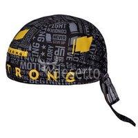 Cycling Headband LIVESTRONG team 2012 Cap cycle pirates hood HAT Bike bicycle sweat