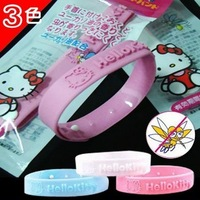 EMS Free Shipping Natural Cute Cat Mosquito Insect Bracelet Band Baby Writstband Repellent Anti Bracelet 500pcs/lot NY-030
