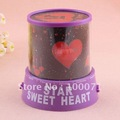 Sweet Love Star Sky Romantic Night Light Lamp Projector II  [21093|01|01]