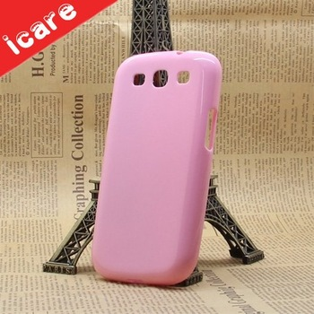 Hot Seller Case For i9300 Samsung Galaxy S3 New Candy TPU Gel Case for i9300 Samsung Galaxy SIII Factroy Sale Freeship DHL