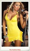 FREE SHIPPING 2014 New Sexy Women Clubbing Dress Summer Mini Casual Dress YBF07-3